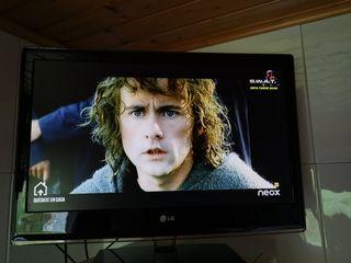 """TV LG 22"""" con mando"""