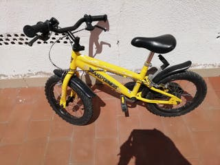 Bicicleta de 'Transformer' de 14 pulgadas