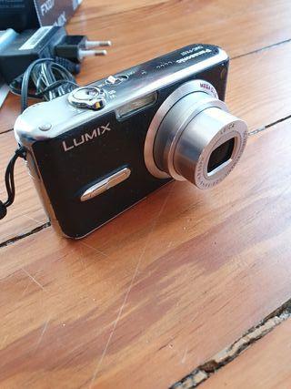 Camara fotos numérica LUMIX PANASONIC 7.1MP