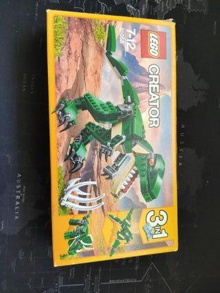 Lego creator 3 in 1 31058 dinosaurio