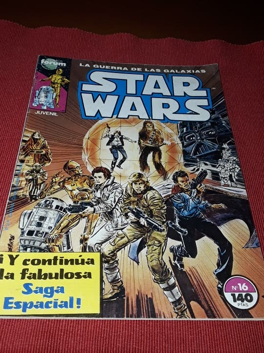 Star Wars Comic N° 16