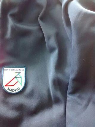 Pantalon uniforme Colegio Zazuar chándal