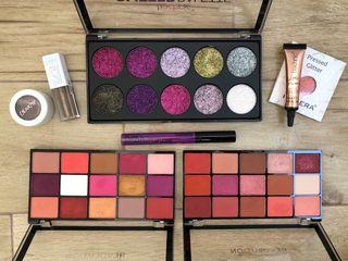 Pack Maquillaje glitters
