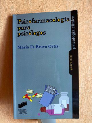 Psicofarmacología para psicólogos. Guia técnica