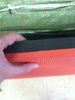 Tatami nuevo, 4cm grosor. Piezas de metro x metro
