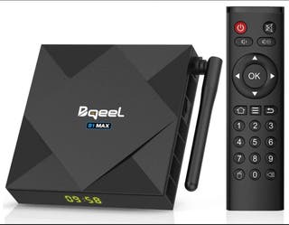 Tv box android 10 4 64