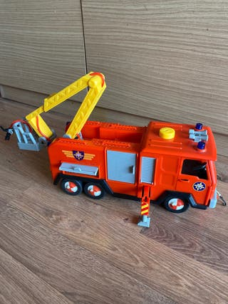 Camión de bombero Sam