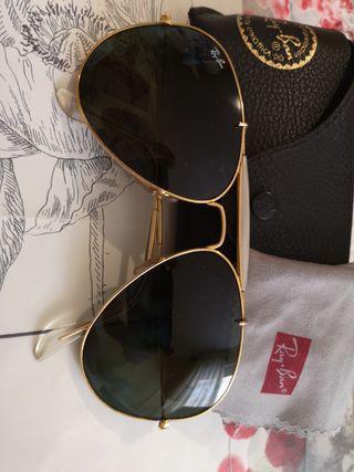 gafas de sol Ray ban aviador vintage
