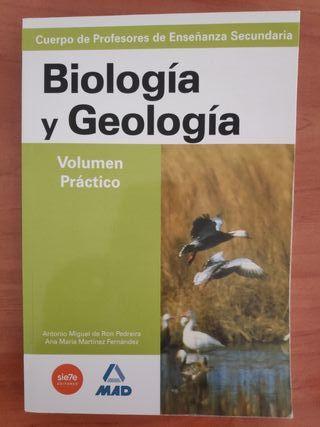 Temario Biologia y Geologia secundaria