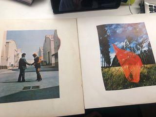 Pink Floyd vinilo