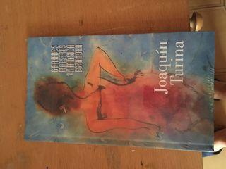 Libro cd Joaquin turina