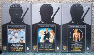 VHS | 007 James Bond