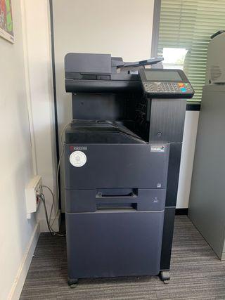 Vendo impresora con un año de uso