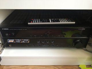 Amplificador + Altavoces 5.1