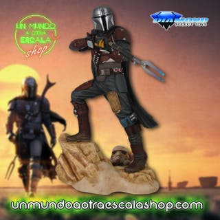 Figura Diamond Select PREMIER The Mandalorian