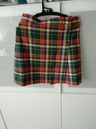Falda uniforme Colegio La Anunciación