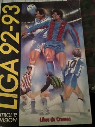 Album Liga 1992-93
