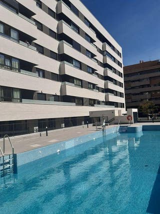 Piso en venta en Martín Carpena - Torre del Río en Málaga
