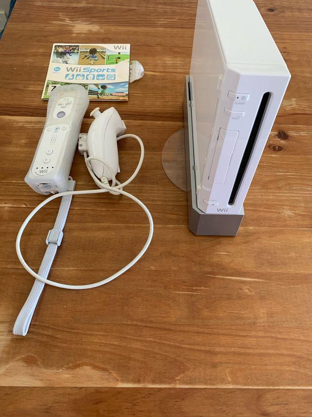 Nintendo Wii y complementos