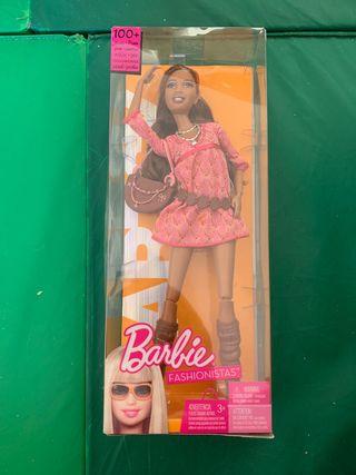 Barbie fashonistas 100 poses nueva