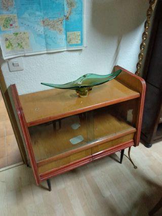 Mueble vitrina años 50