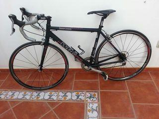 Bicicleta de aluminio Conor.
