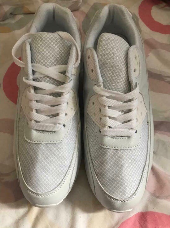 White Air trainers Size 6.5
