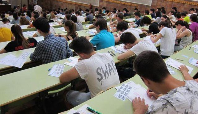 Academia exámenes