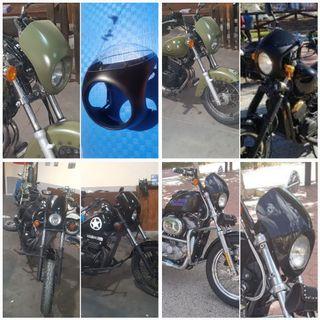 cúpula moto