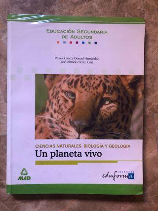 Ciencias naturales, biología y geología