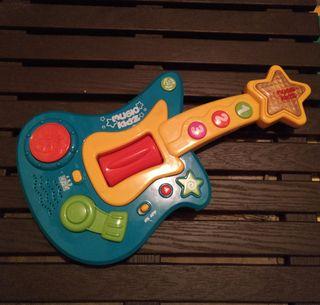 Guitarra de juguete music kids