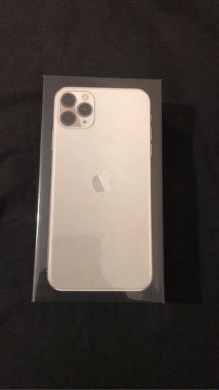 Silver Apple iPhone 11 Pro Max 512GB