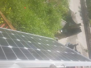 panel solar 100w regulador incluido