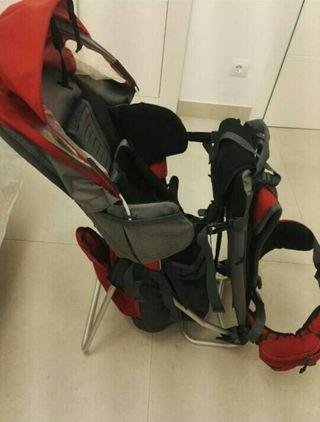 motxila porta bebes Salewa mochila