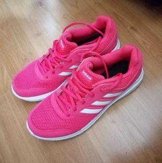 Zapatillas deportivas Adidas.Chica.Corte Ingles.
