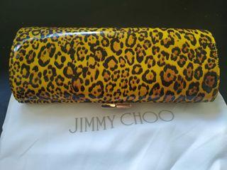 Clutch TUBE marca Jimmy Choo