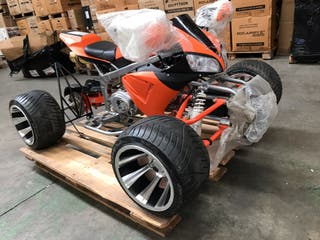 Quad spy 110cc