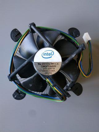 Ventilador Intel paraCPU Socket 775