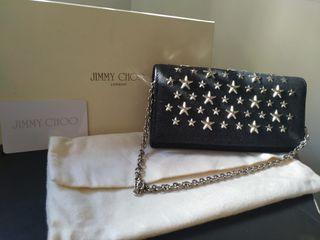 Wallet-clutch NIKITA Jimmy Choo