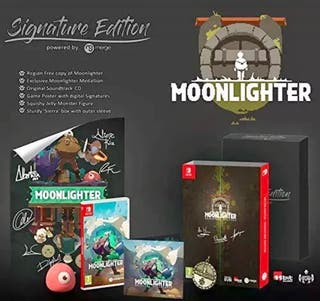 Moonlighter Signature Edition, Nintendo Switch.