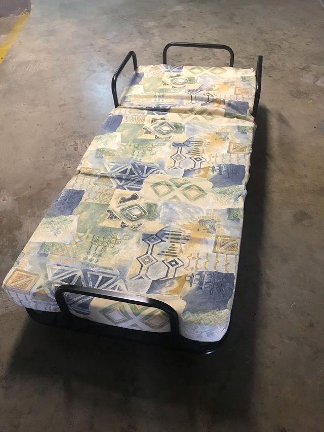 Furgoneta Mueble cama camper