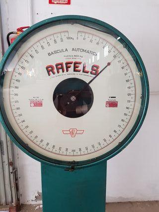 Bascula Rafels - Industrial / Analogica