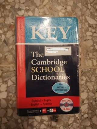 The Cambridge School Dictionaries
