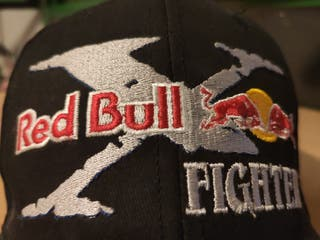 Gorra Red Bull X Fighters Nueva