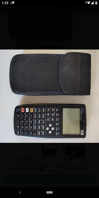 Calculadora programable HP 50G