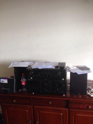 Sony mega storage 300 CD player CDP CX355