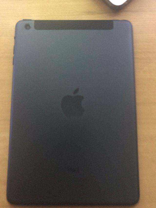 iPad mini Wifi+ línea móvil