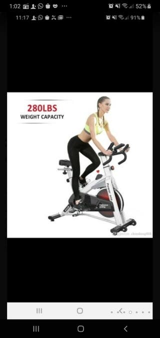 Bicicleta spinning indoor profesional