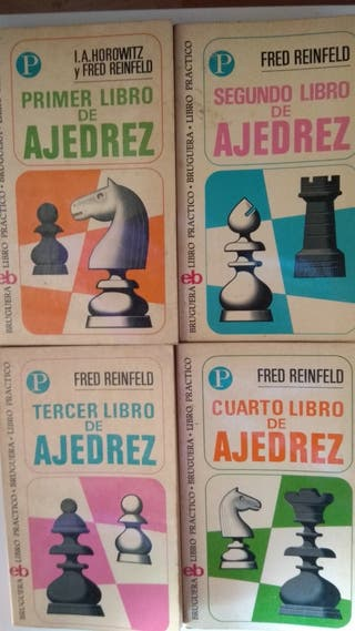 Libros coleccion Como jugar al ajedrez 1972