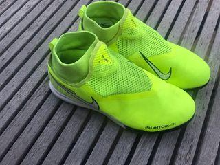 Bambas zapatillas futbol talla 38